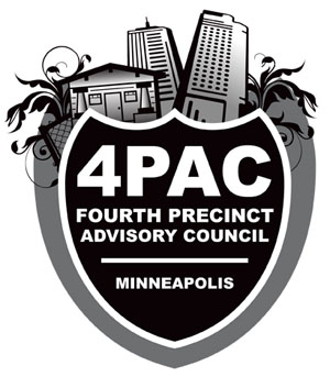 4PAC Meeting Tonight 630 pm @ 4th Precinct Headquarters at 1925 Plymouth Ave N