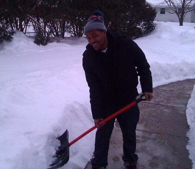 Tired of shoveling snow?