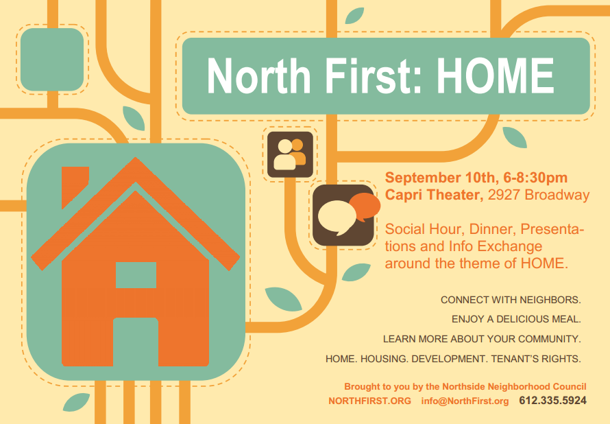 Join JACC- Sept. 10th NorthFirst Fall Social