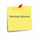 May 14, 2013 Board of Directors Meeting Minutes
